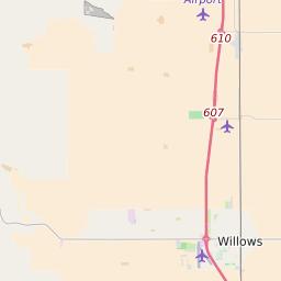 orland california zip code map updated october 2020 zipdatamaps
