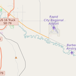 Rapid City South Dakota Zip Code Map Updated September 2020