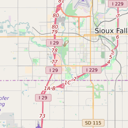 Sioux Falls Zip Code Map Zip Code 57108 Profile, Map and Demographics   Updated October 2020