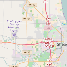 sheboygan zip code map Zip Code 53083 Profile Map And Demographics Updated July 2020