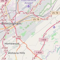 Birmingham Zip Code Map Zip Code 35242 Profile, Map and Demographics   Updated October 2020