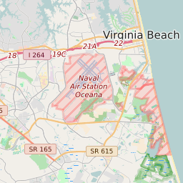 Virginia Beach Zip Code Map Zip Code 23454 Profile, Map and Demographics   Updated October 2020