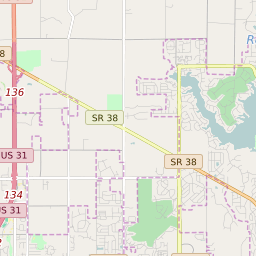Zip Code 46033 Profile Map And Demographics Updated August 2020