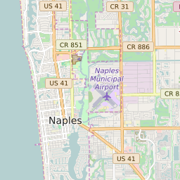 Zip Code 34105 Profile Map And Demographics Updated July 2020