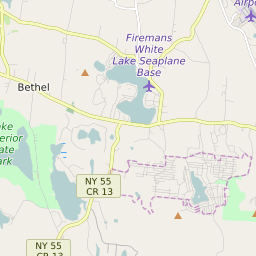 white lake ny map Zip Code 12786 Profile Map And Demographics Updated July 2020 white lake ny map