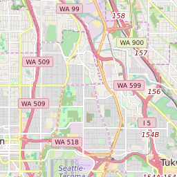 tukwila zip code map Zip Code 98188 Profile Map And Demographics Updated July 2020