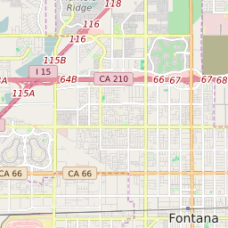 Zip Code 91739 Profile Map And Demographics Updated July 2020