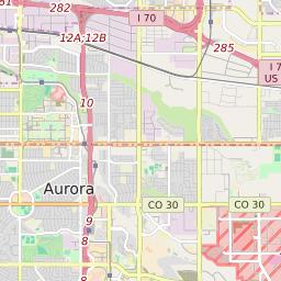 Zip Code 80238 Profile Map And Demographics Updated June 2020