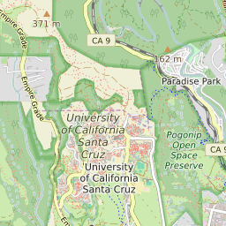 santa cruz university map Zip Code 95063 Profile Map And Demographics Updated July 2020 santa cruz university map